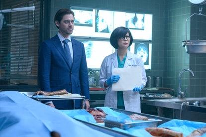 Tom Payne, Keiko Agena star in 'Prodigal Son' FOX Season 1