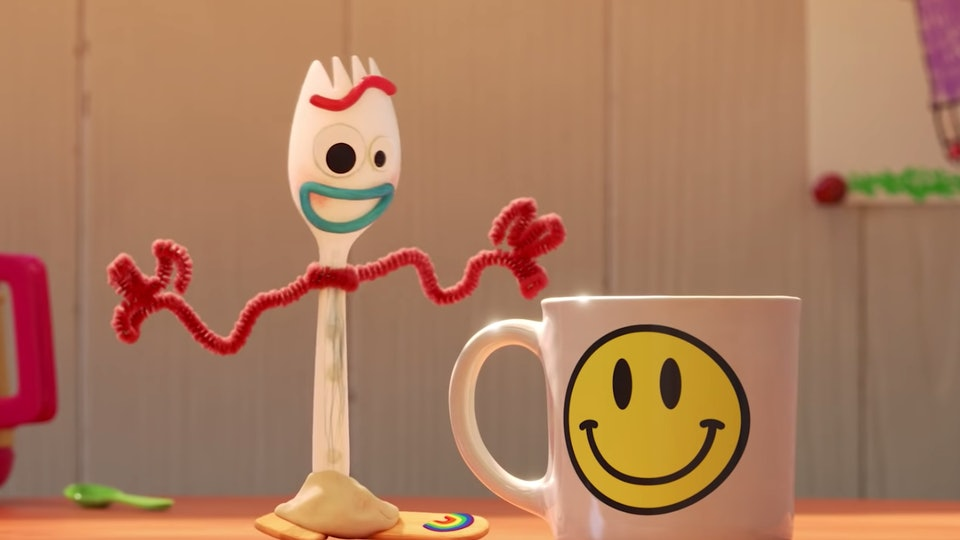 """""""Forky Asks a Question"""" tackles tough topics such as friendship."""