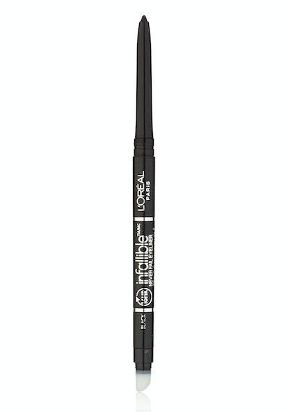 L'Oréal Paris Makeup Infallible Never Fail Original Mechanical Pencil Eyeliner with Built in Sharpener