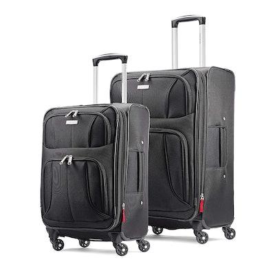 Samsonite Aspire xLite Expandable Softside 2-Piece Luggage Set (20/29) with Spinner Wheels