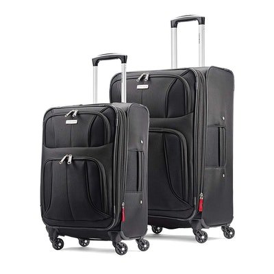 Samsonite Aspire xLite Expandable Softside 2-Piece Luggage Set (20/29) with Spinner Wheels