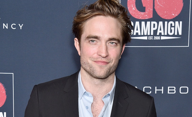 Robert Pattinson doesn't consider Batman a superhero