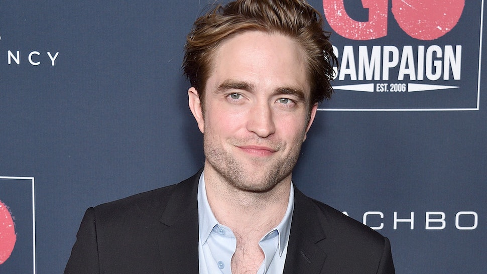 Robert Pattinson doesn't consider Batman a superhero