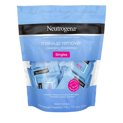 Neutrogena Makeup Remover Single Cleansing Towelettes