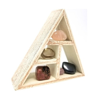 Stress Relief Crystal Healing Set