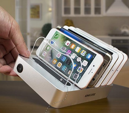 Simicore Smart Charging Station Dock & Organizer