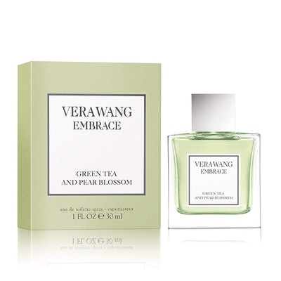 Vera Wang Embrace Eau de Toilette Spray for Women, Green Tea & Pear Blossom
