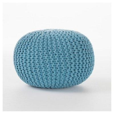 Christopher Knight Home Moro Pouf Ottoman