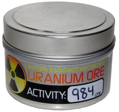 Images SI Uranium Ore