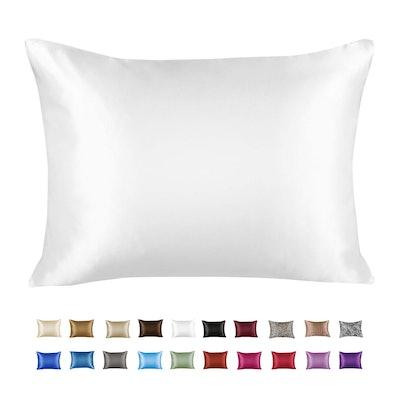 Shop Bedding Luxury Satin Pillowcase for Hair (1-Pack)