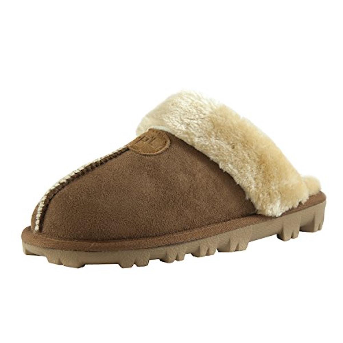 CLPP'LI Faux Fur Slippers