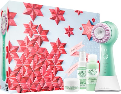 Ulta Clarisonic  Mia Smart Skincare & Mario Badescu Holiday Gift Set
