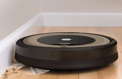 iRobot Roomba 891 Robot Vacuum with Wi-Fi and Alexa Connectivity