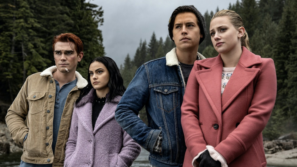 'Riverdale' will introduce Jughead's grandpa in an upcoming episode.