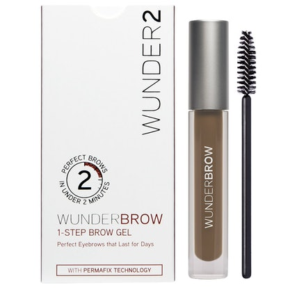 WUNDER2 WUNDERBROW Long Lasting Eyebrow Gel for Waterproof Eyebrow Makeup