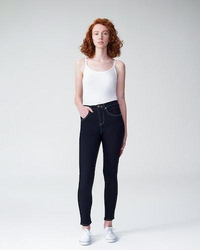 Seine High Rise Skinny Jeans