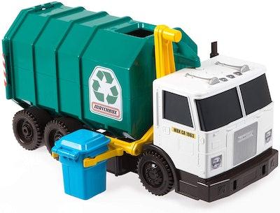 Matchbox Large Garbage Truck