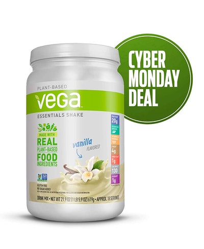 Vega Essentials Plant-Based Protein Powder