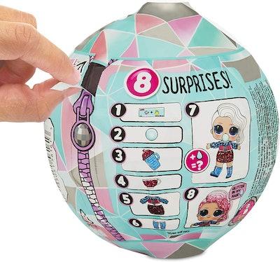 L.O.L. Surprise! Glitter Globe Doll (Winter Disco Series)