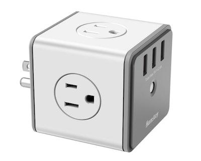 Huntkey Surge Protector USB Wall Adapter
