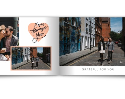 Simply Love Photo Book