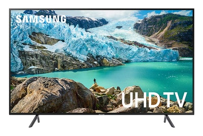 Samsung 43-Inch 4K UHD 7 Series Ultra HD Smart TV