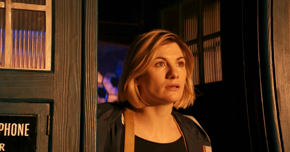 This 'Doctor Who' Trailer Reveals The Season 12 Premiere Date — VIDEO