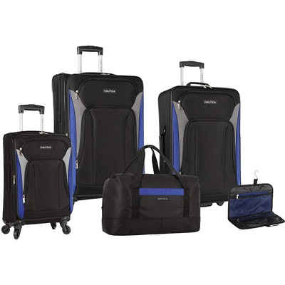 Nautica 5-Piece Luggage Set