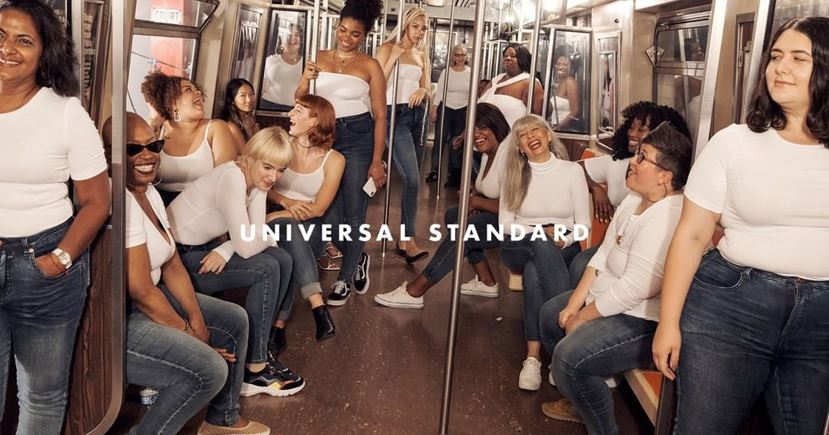 Universal Standard's Cyber Monday Denim Drive Gets You Jeans For $25