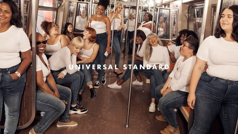 Universal Standard's Cyber Monday Denim Drive is back in 2019.