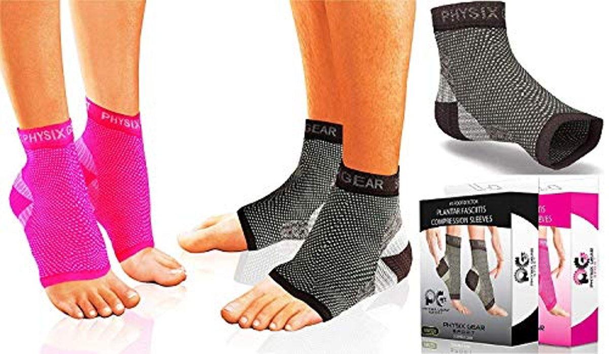 Physix Gear Sport Compression Sleeve Socks