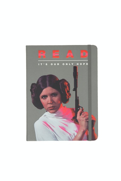 Princess Leia Star Wars READ Journal