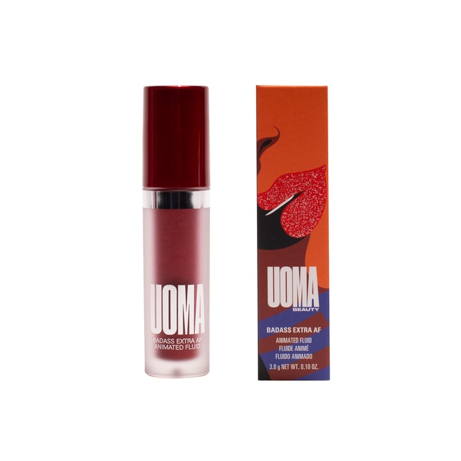 UOMA Beauty launches the brand's first matte liquid lipstick line