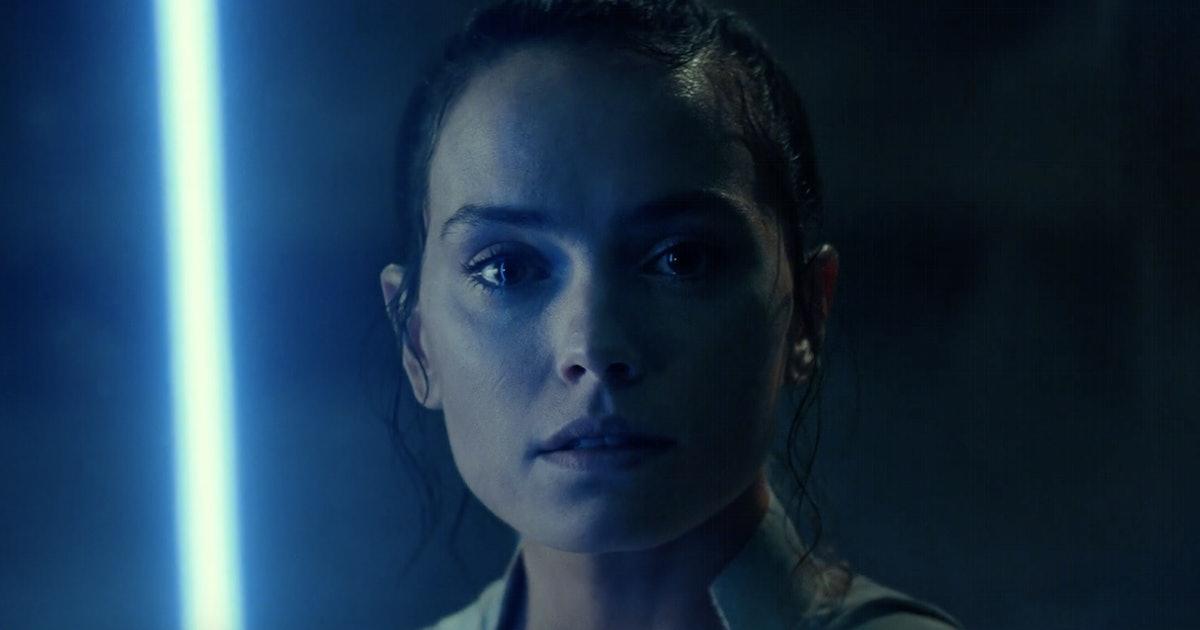 The New 'Star Wars: The Rise Of Skywalker' Teaser Promises Jedi Mind Tricks