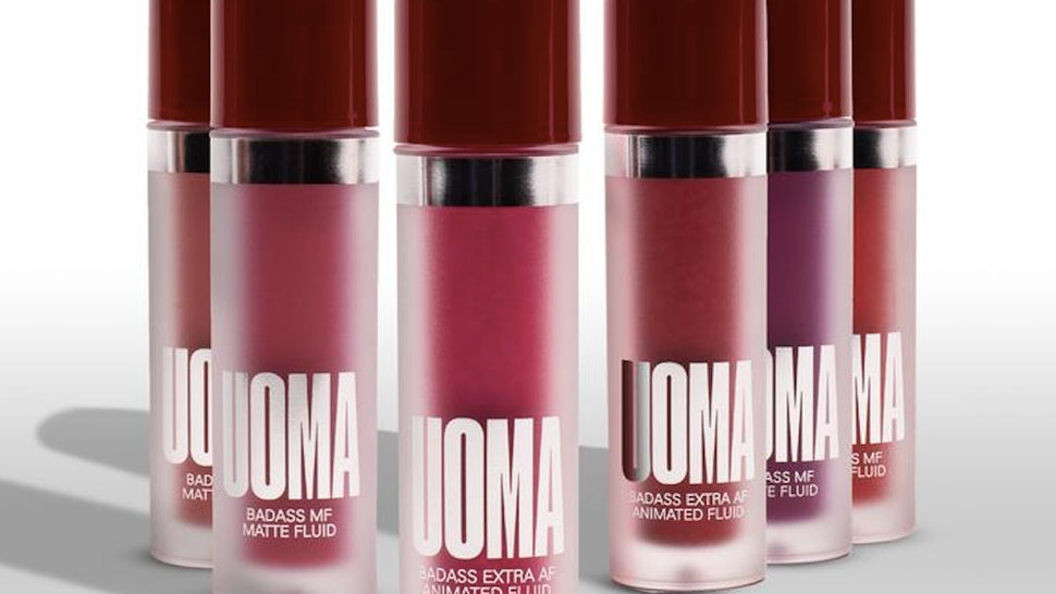 Uoma Beauty announces the launch of its first matte liquid lipsticks