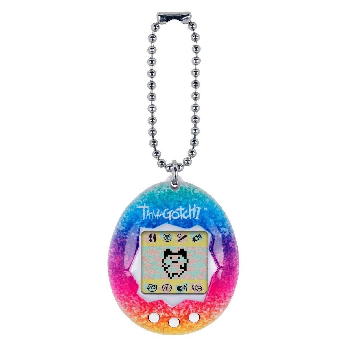 Rainbow Tamagotchi Electronic Game