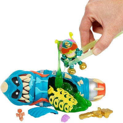 Treasure X Aliens Dissection Kit with Slime