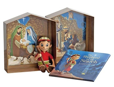 The Shepherd On The Search Advent Activity Set