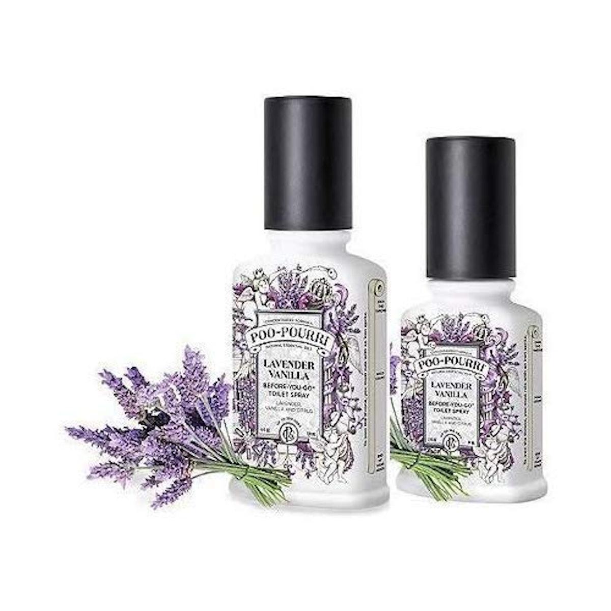 Poo-Pourri Lavender Vanilla (2-Pack)