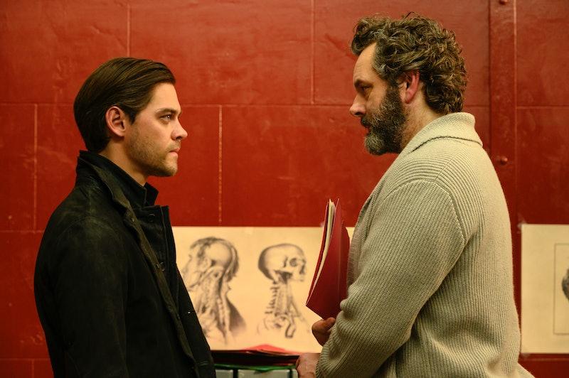 Tom Payne, Michael Sheen, 'Prodigal Son' Season 1
