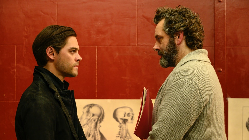 Tom Payne, Michael Sheen, 'Prodigal Son' Season 1