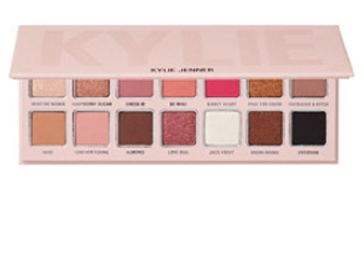 Kylie Holiday Eyeshadow Palette