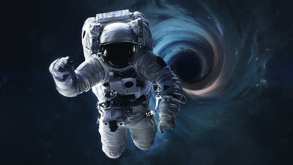 Feel like traveling to another dimension? Better choose your black hole wisely.