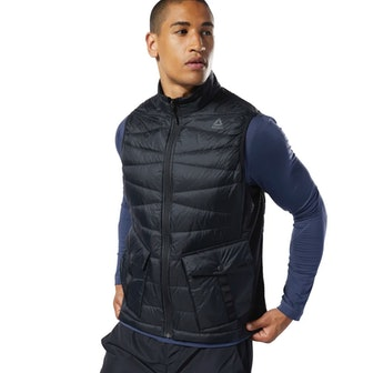 Reebok Outerwear Thermowarm Hybrid Down Vest