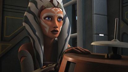 Ashoka 'Star Wars' 'Clone Wars'