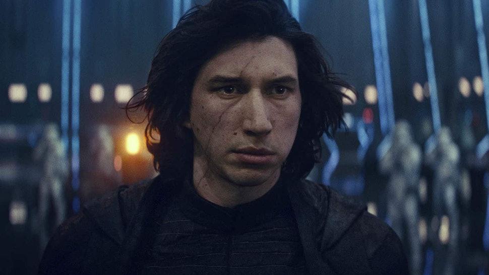 Adam Driver, Kylo Ren 'Star Wars: The Rise of Skywalker'