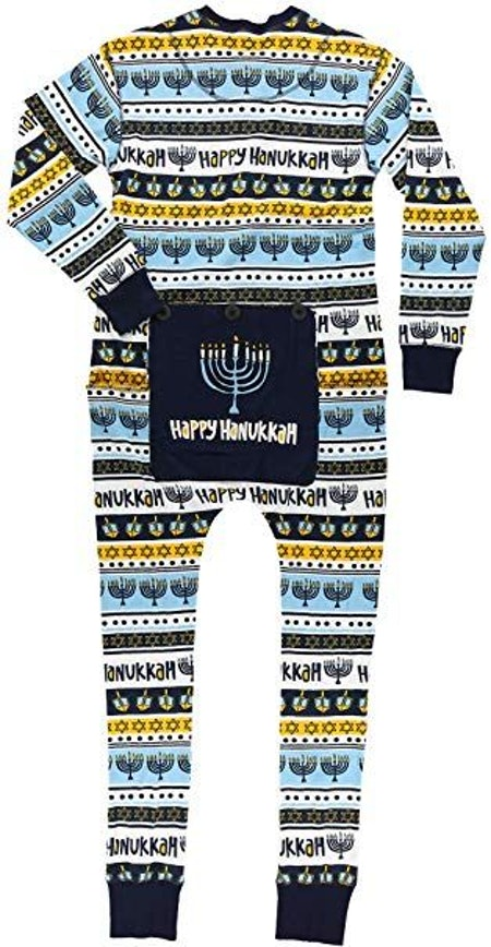 Adult Flapjack Onesie by LazyOne | Adult Family Matching Pajamas