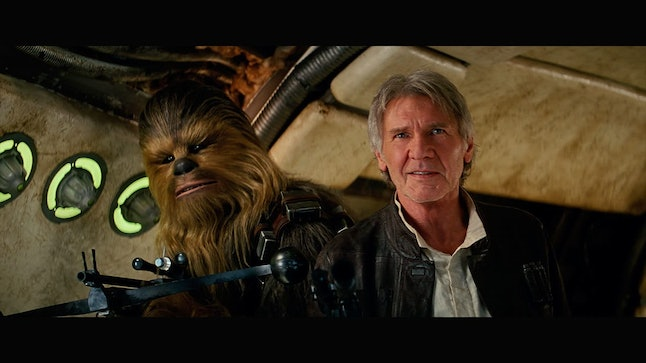 Harrison Ford 'Star Wars' cameo