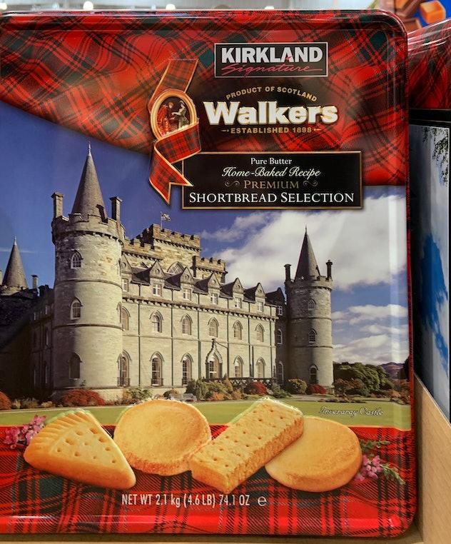 Kirkland Shortbread Selection