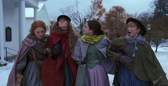 """Little Women"" is rated PG and could be appropriate for some children."